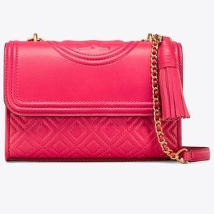 The Fleming Small Convertible Shoulder Bag